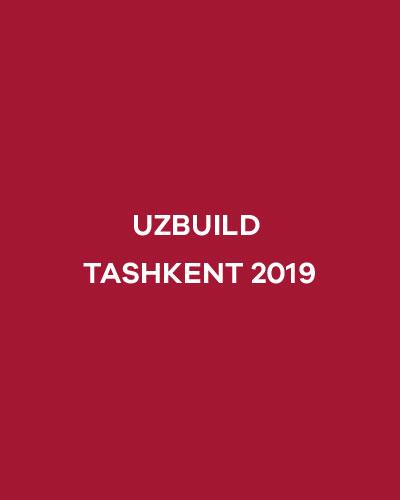 UZBUILD TASHKENT 2019