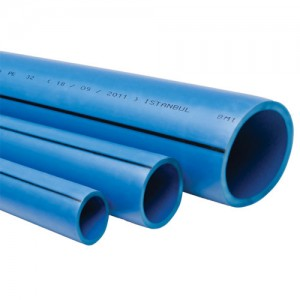 Recycled Polyethylene Water Pipes