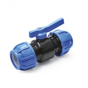 Plastic Ball Coupling Valve
