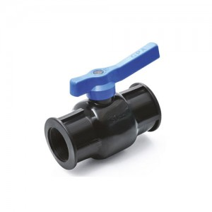 Plastic Ball Coupling Valve (Female-Female)