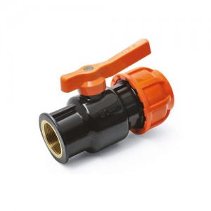 Metal Ball Coupling Valve (Coupling-Female)