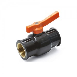 Metal Ball Coupling Valve (Female-Female)